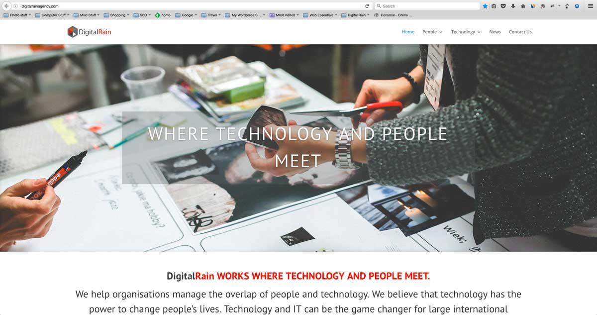 Digital Rain Agency