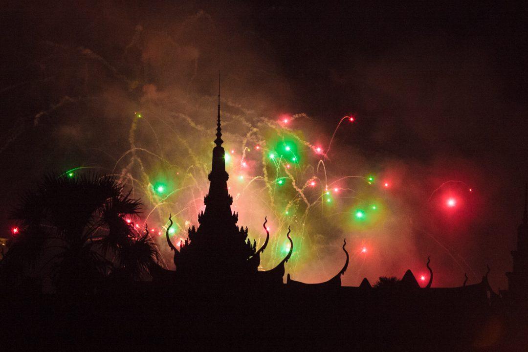 Fireworks – Phnom Penh