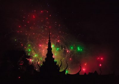 Fireworks - Phnom Penh