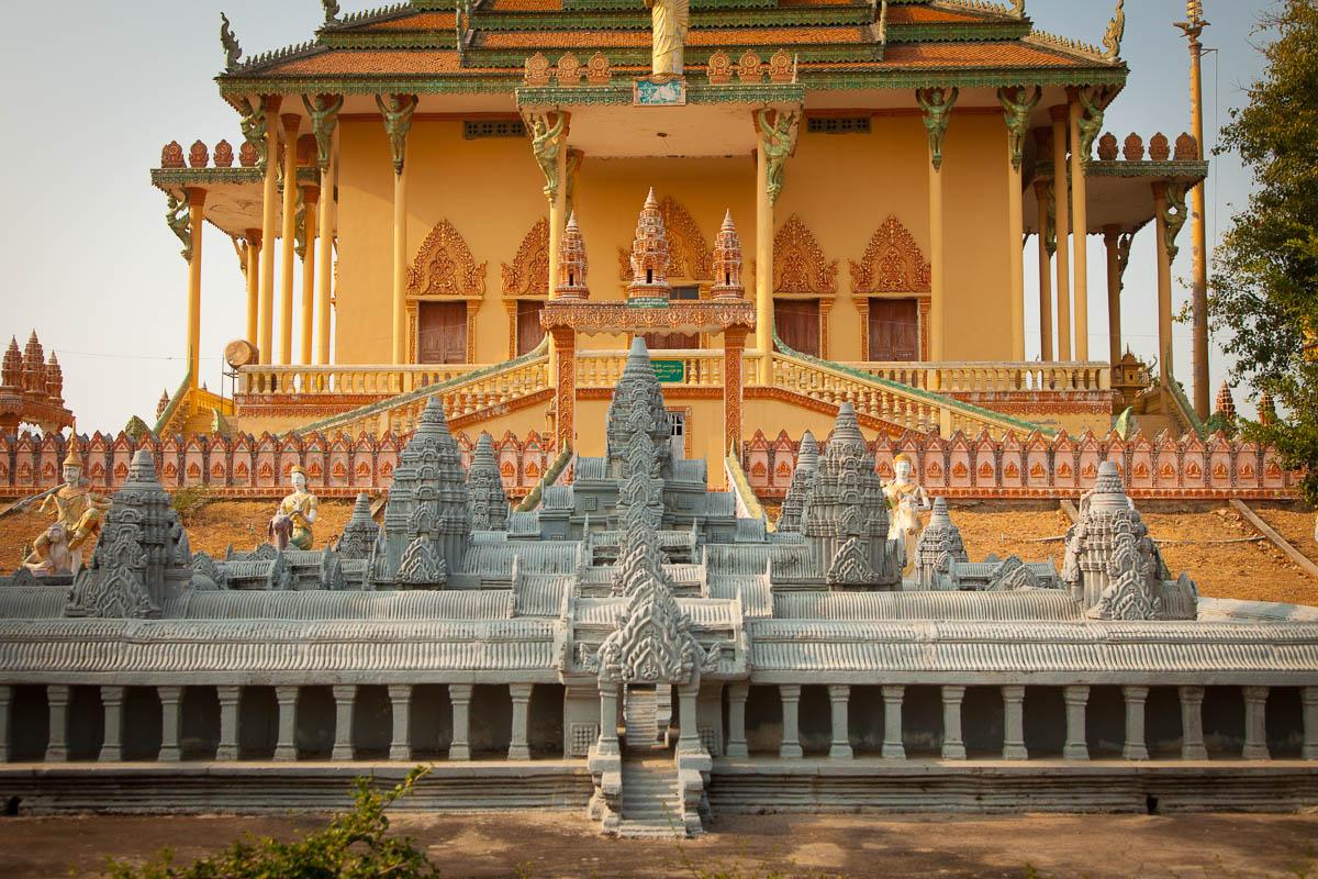 Diamond island, Phnom Penh, Cambodia