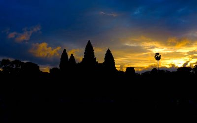Where's Chris – Angkor Wat, Cambodia