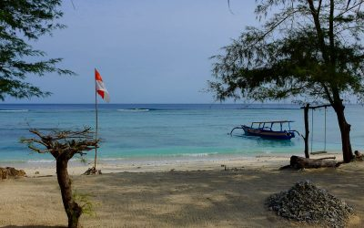 Where's Chris – Gili Meno Island, Indonesia