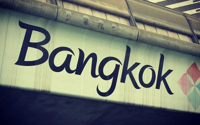 Where's Chris – Bangkok, Thailand