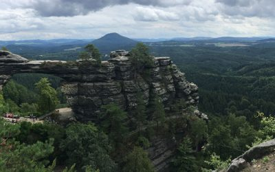 Where's Chris – Bohemian Switzerland National Park, Czechia