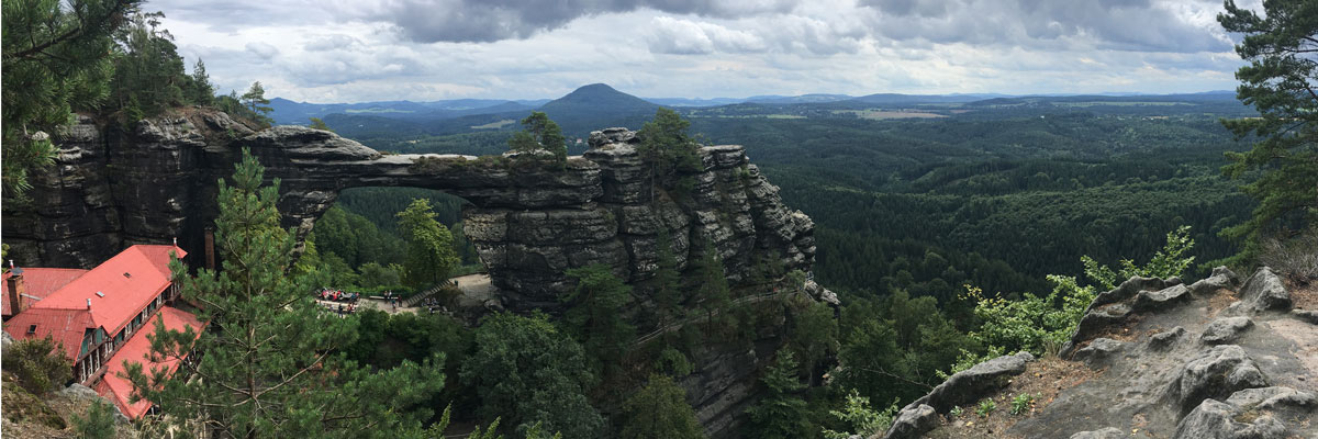 Bohemian Switzerland National Park, Czechia